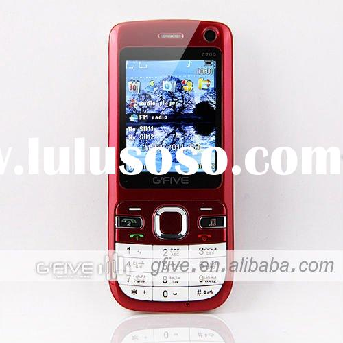G'Five C200 dual sim dual standby mobile phone, high-definition Dual camera music phone
