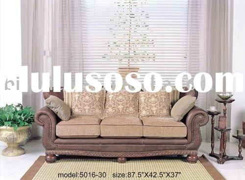 Genuine leather three seat sofa. two seat sofa. small table. comfortable and high quality leather so