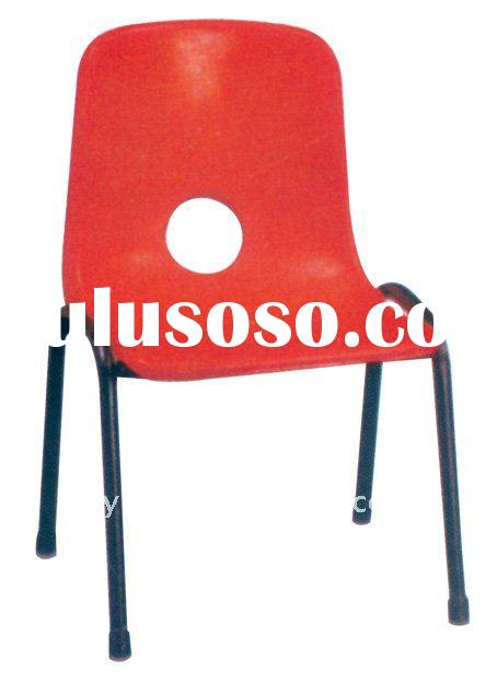 Guangzhou fashion Kids computer chair/PP office chair/fashionable training chair