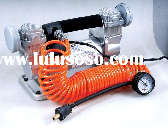 HD-507, 40mm double piston Metal Air Compressor,heavy Duty Air Compressor