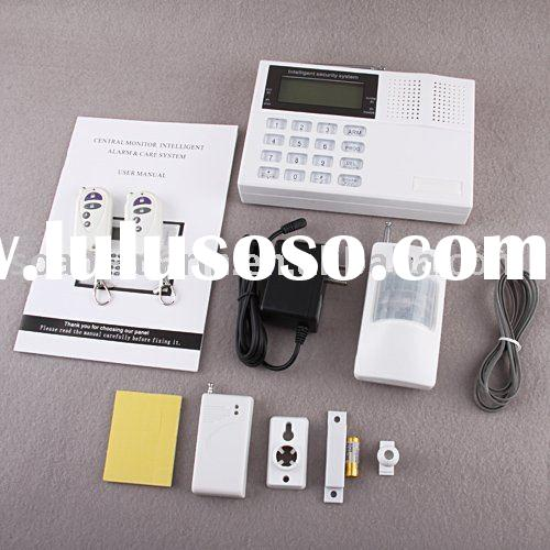 HOT on sale 51 detectors addressable ADEMCO home alarm systemhome anti-theft alarm system