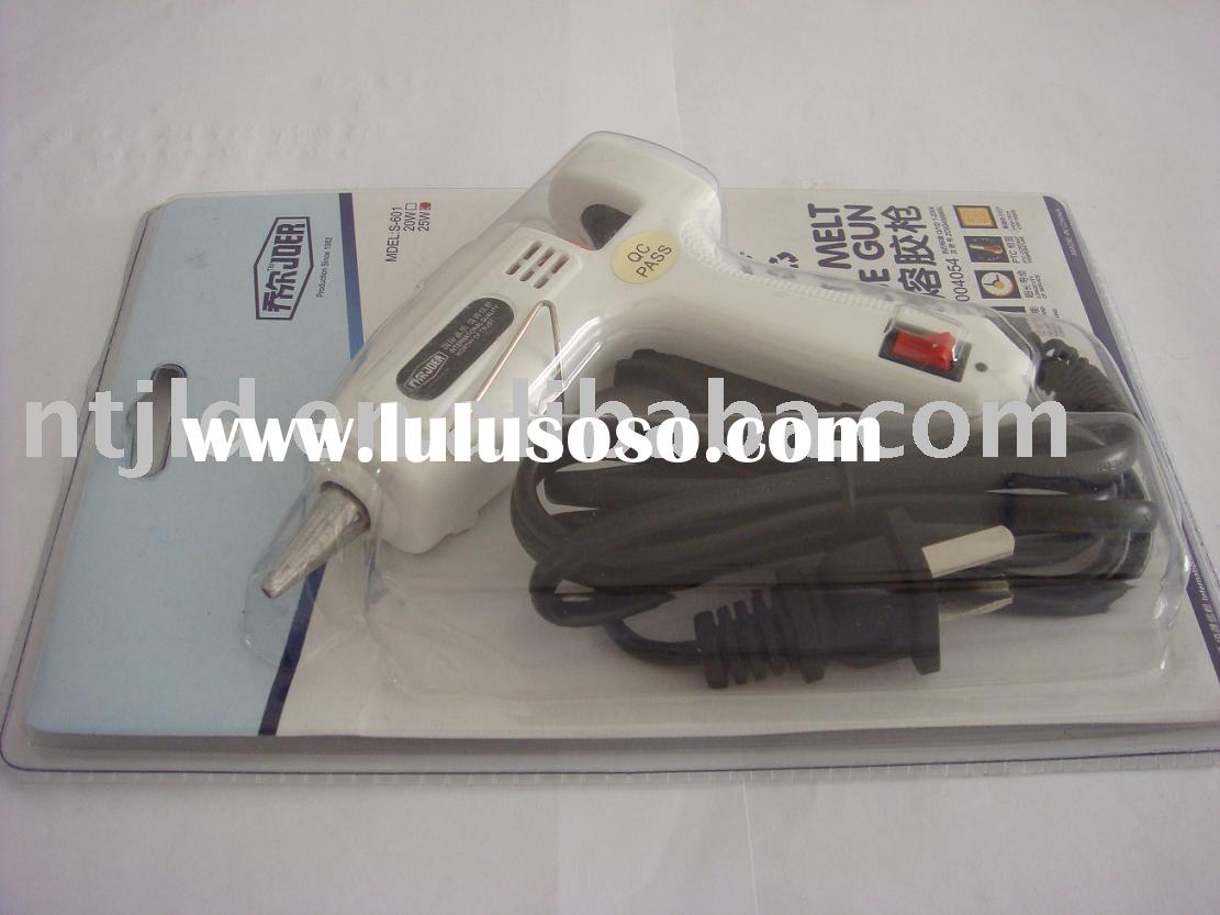 Hair extension tools-Glue Gun-USA Type Hot Melt Glue Gun / keratin Stick Glue Gun