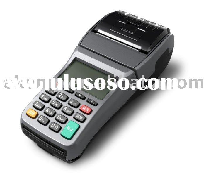 Handheld POS Machine Contains Barcode scanner And printer(EP360)