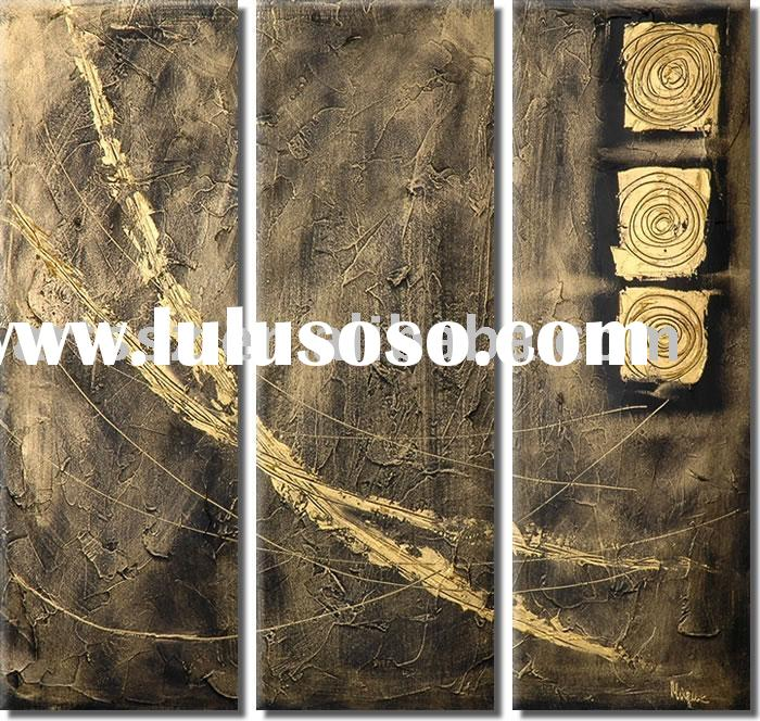 Handmade Decoration Oil Painting On Canvas(66)