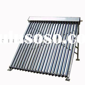 Heat Pipe Solar Collector for Solar Energy Water Heater