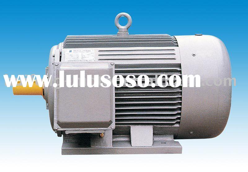 Heavy Duty Industrial Y Series Three Phase Induction Motors