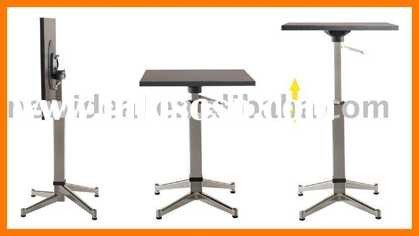 Height adjustable folding table ( NH1285 )