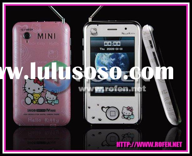 Hello Kitty mini HK008 mobile phone