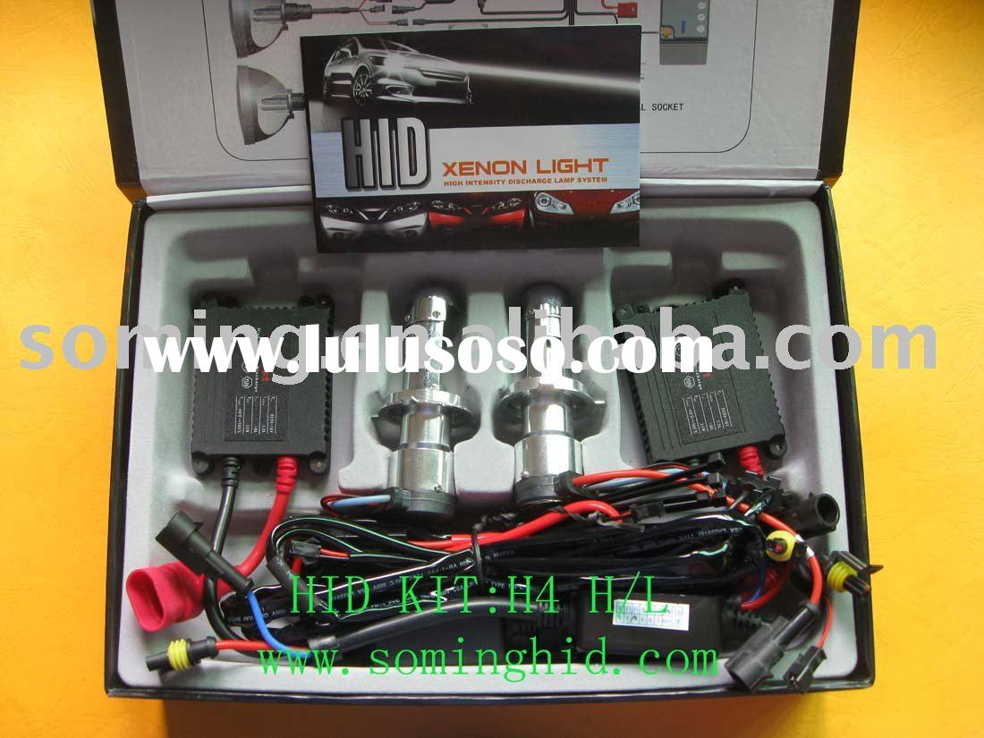 Hid conversion kit H4 H/L slim ballast