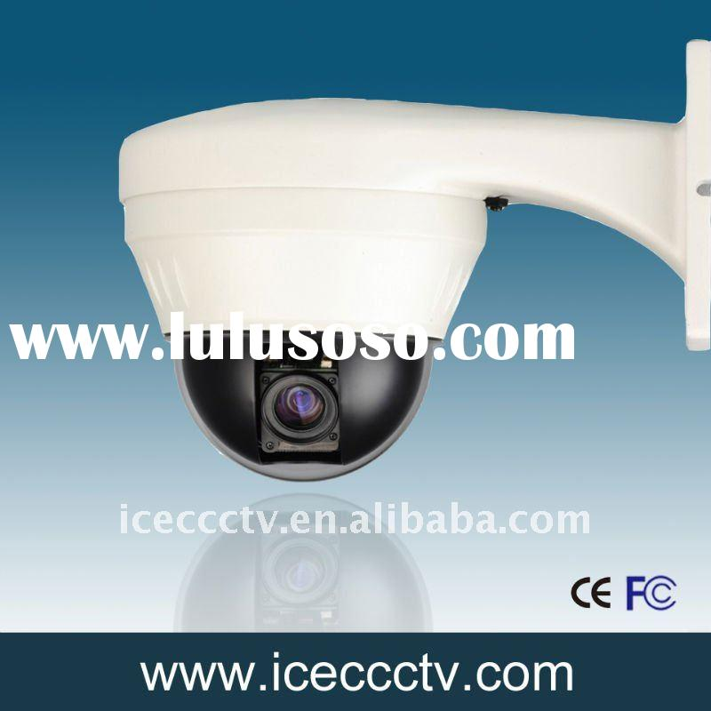 High Speed Dome Outdoor Mini Wifi PTZ IP Camera