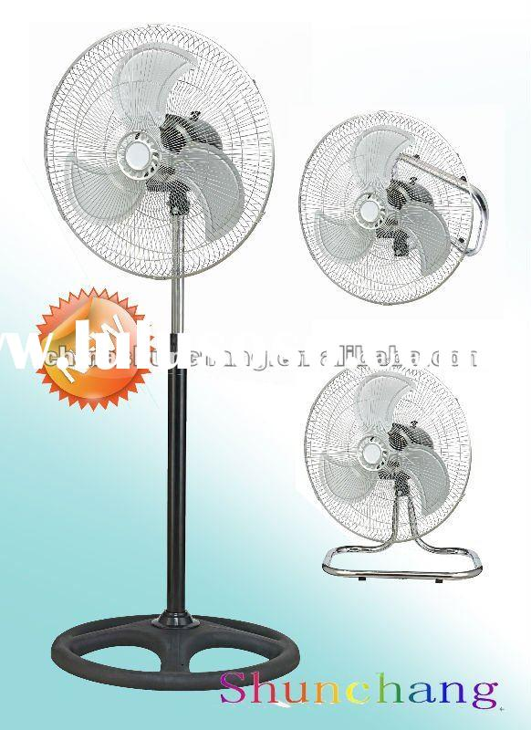 High Velocity Electric Industrial Floor Fans/stand fan/metal floor fan