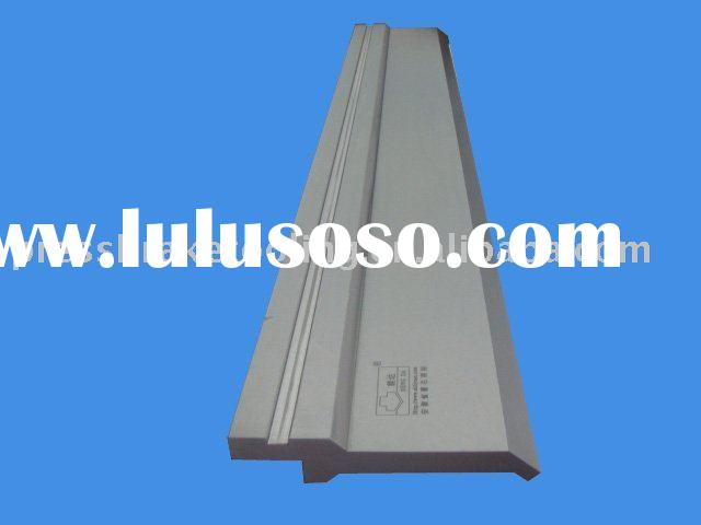 High frequency quench and heat treatment sheet metal forging mould