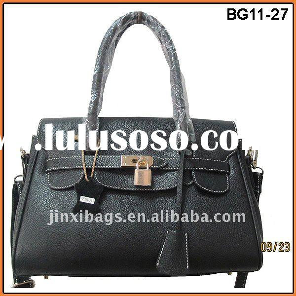 High quality leather designer handbag inspired