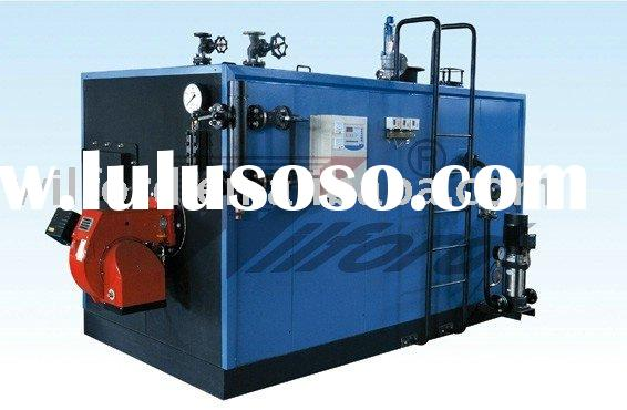 Horizontal Fire Tube Boiler,Gas(Oil) Steam Boiler 150kg/h-500kg/h