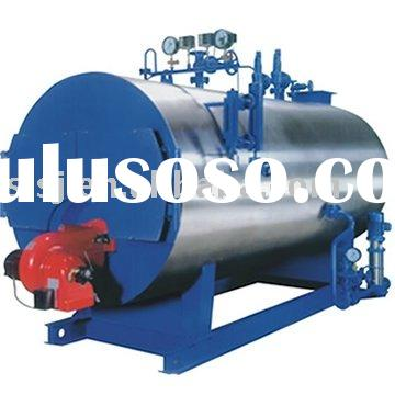 Horizontal oil(gas)fired steam boiler