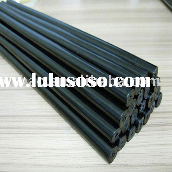 Hot Melt Adhesive glue stick in black color