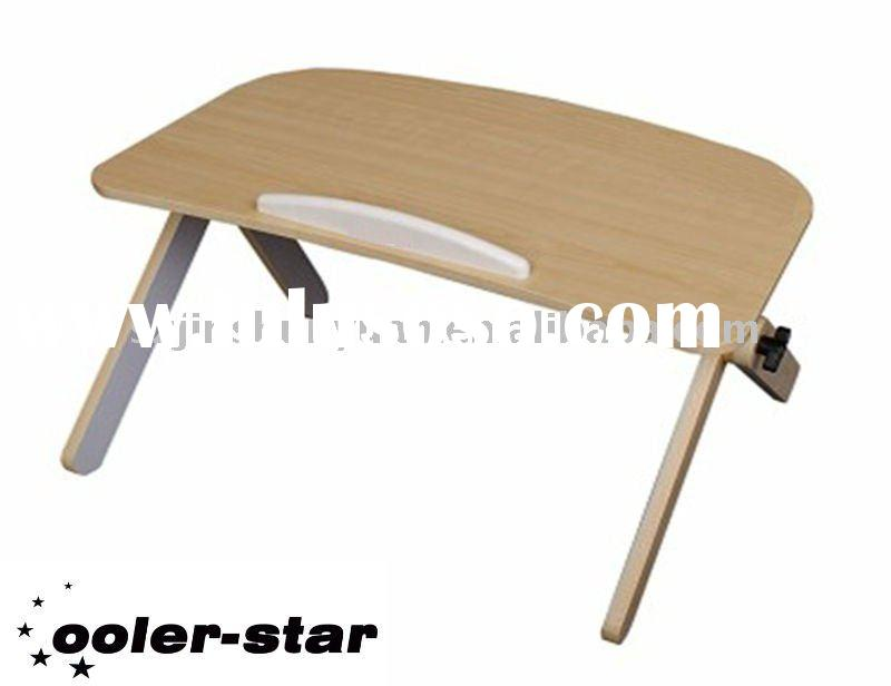Hot Wooden Laptop Table Stand Desk/Computer Table For Colleger