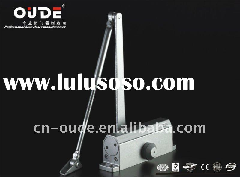 Hydraulic CE door closer fire spring overhead door closer size 3 door closer (40~65 KGs )