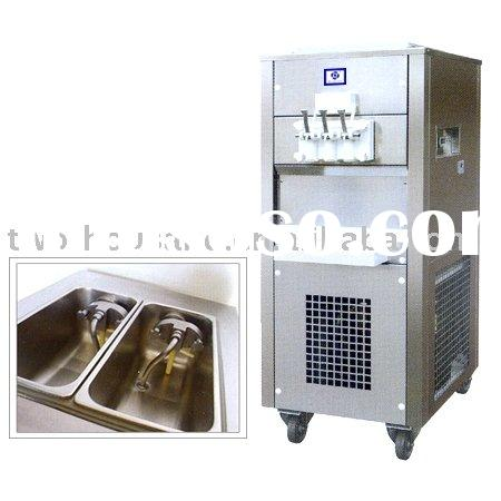 Ice cream machine (with air-pump) TT-I180B (soft serve ice cream machine,big capacity ice cream mach