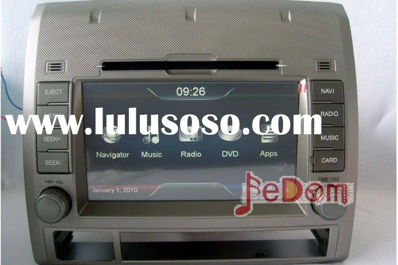 "In car audio stereo radio video entertainment system special for Toyota Tacoma with 7"" HD digit"
