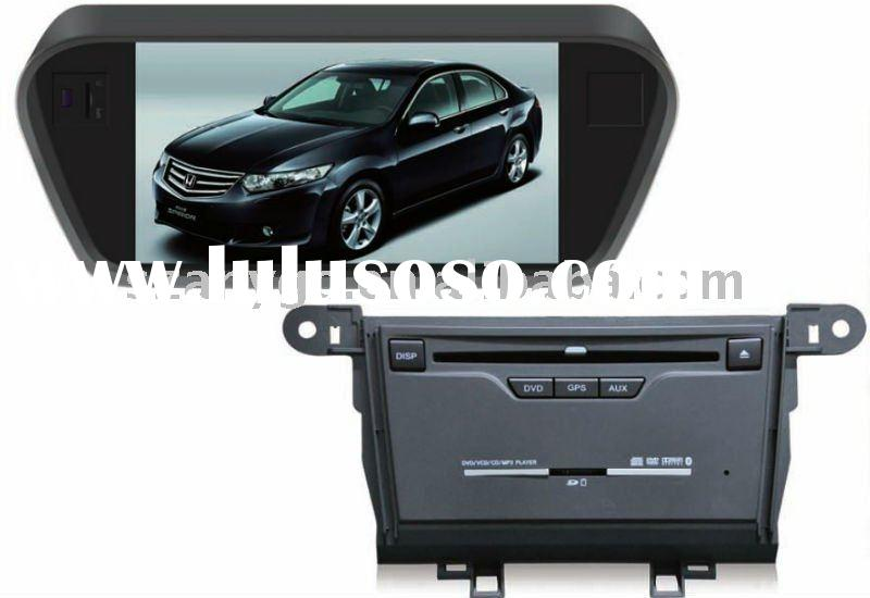 In-dash DVD Player&Navigation System for Honda Accord European Version with Steering Wheel Contr