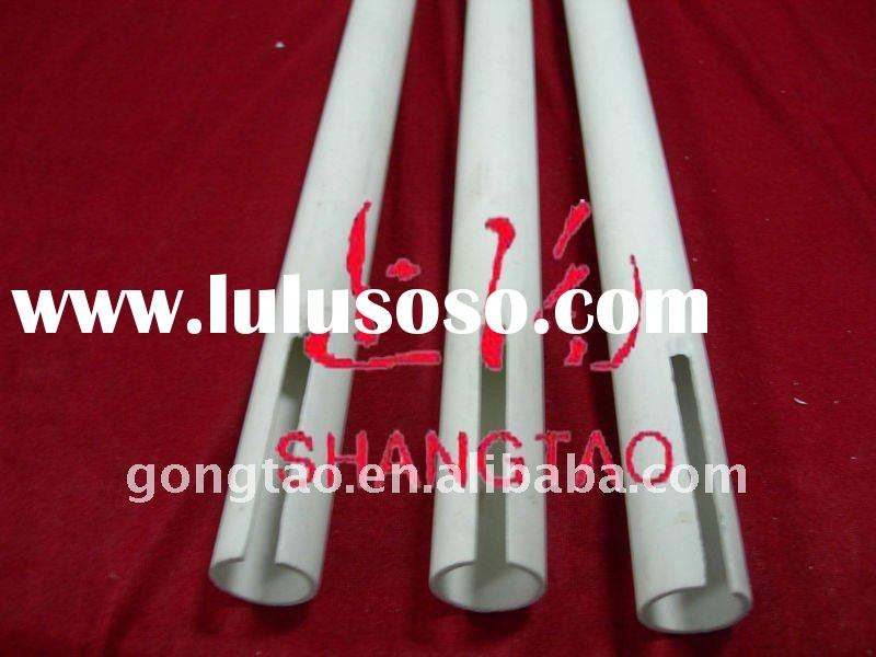 Industrial ceramic tubes for furnace and electric kilns