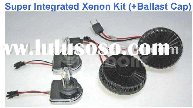Integrated HID Conversion kit with Slim Ballast