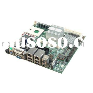 Intel 945GME based Mini-ITX Motherboard support Socket 479 Intel Core 2 Duo Processors