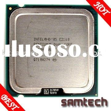 Intel Pentium dual core cpu E2160 1.8GHz 1M 800MHz 775pin 65nm