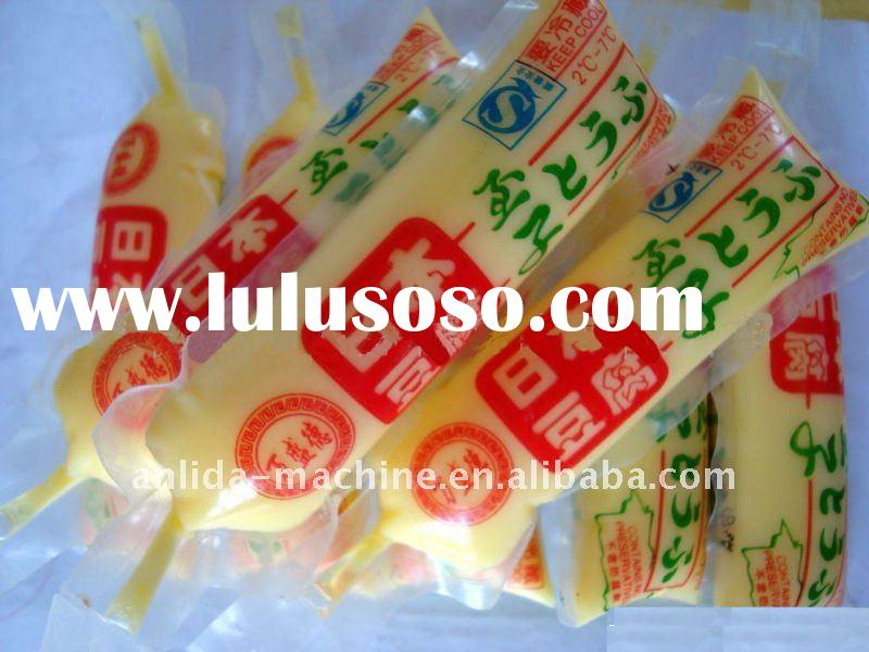 Japan Tofu filling sealing packing machine