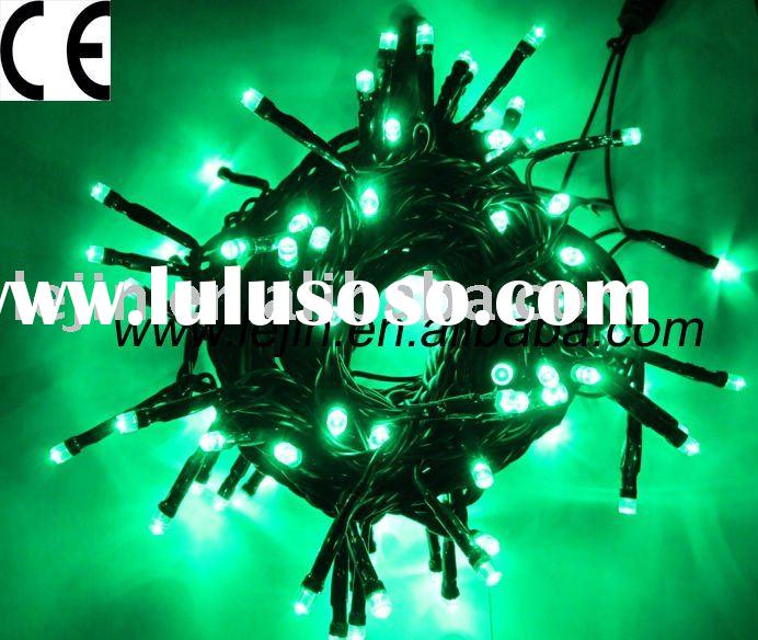 LED Chrismas string light/Chrismas LED string light /twinkle light/rubber string light /decorative l