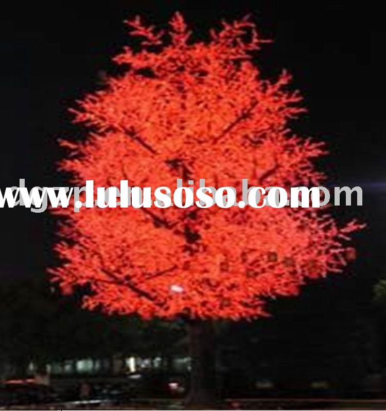 LED Outdoor Tree Lighting for festival decorations and christmas