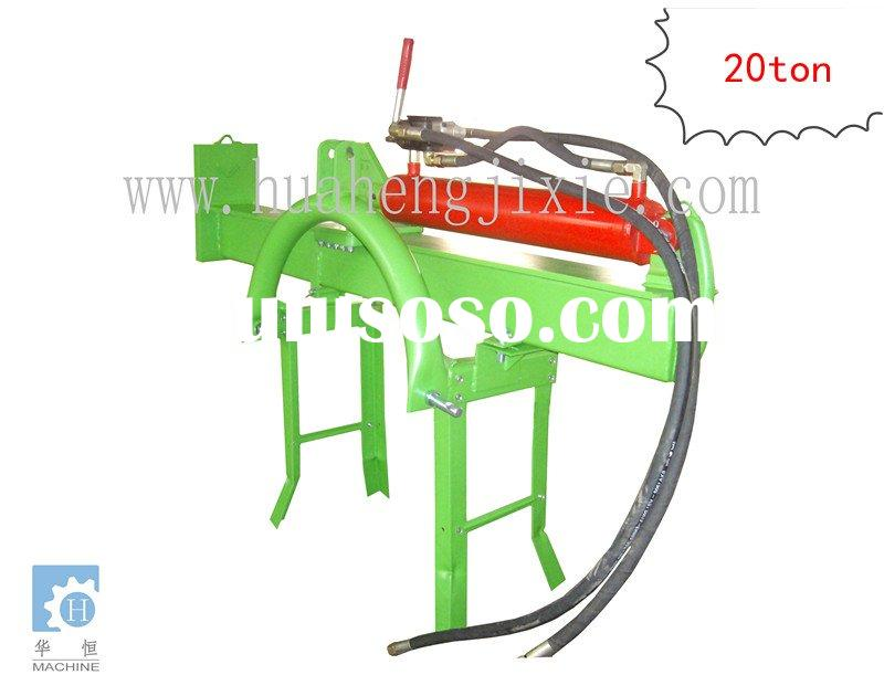 LS20T horizontal or vertical three-point linkage log splitter