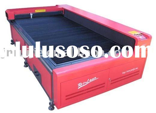 Laser Cutting Machine for Fiber Board/Plastic Board/PVC/Wood/Acrylic/Glass/Fabric/Paper/Glass RJ-132