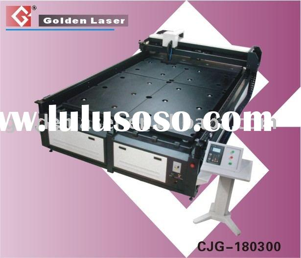 Laser Cutting Machine for Glass Sandblast Stencil