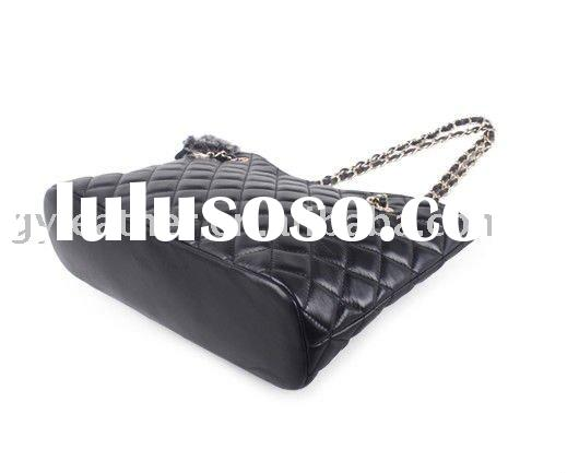 Latest designer leather handbags women handbag ladies bag wholesale price