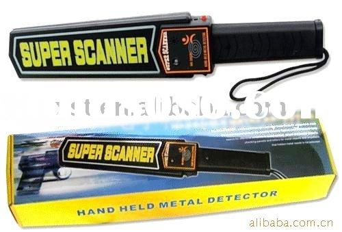Leading Manufactuer's Super Scanner Hand Held Metal Detector MD3003B1