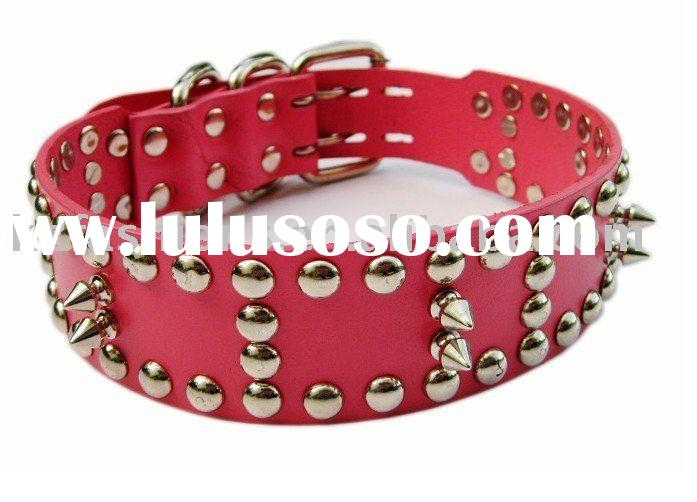 Leather Dog Accessories pt005,fashion accessories