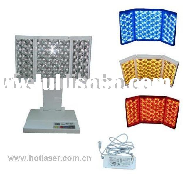 Led light therapy skin care system