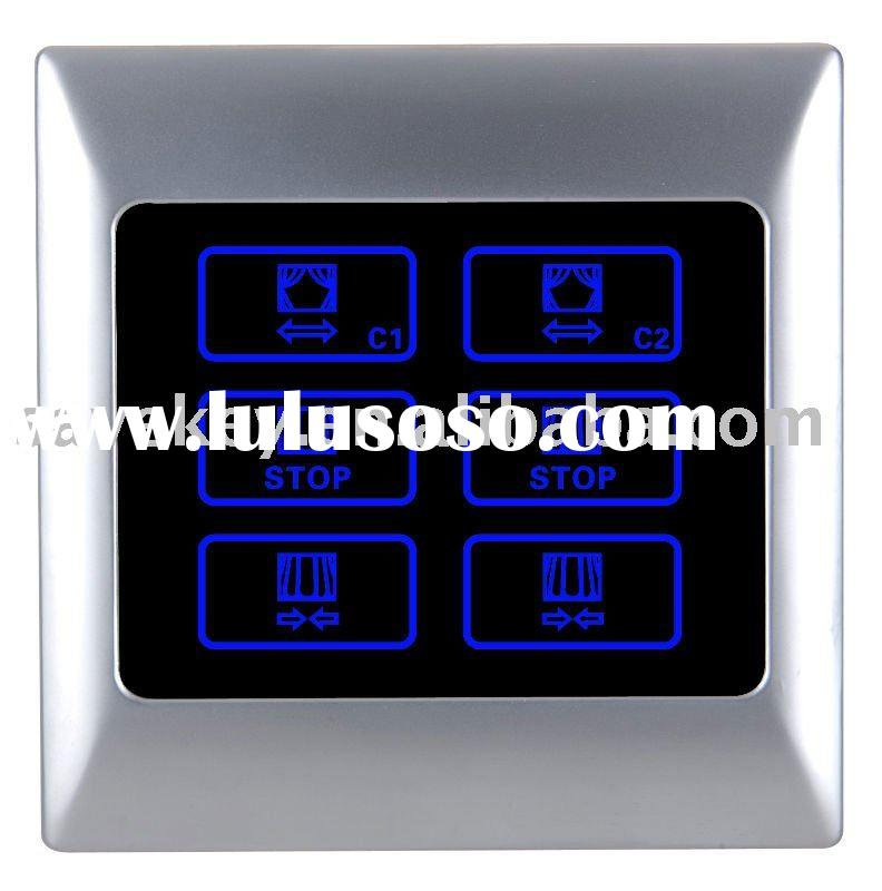 Light switch/ Intelligent network switches/ Home automation/ Touch Panel /Switch