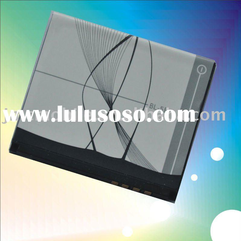 Lithium mobile phone battery for BL-5B