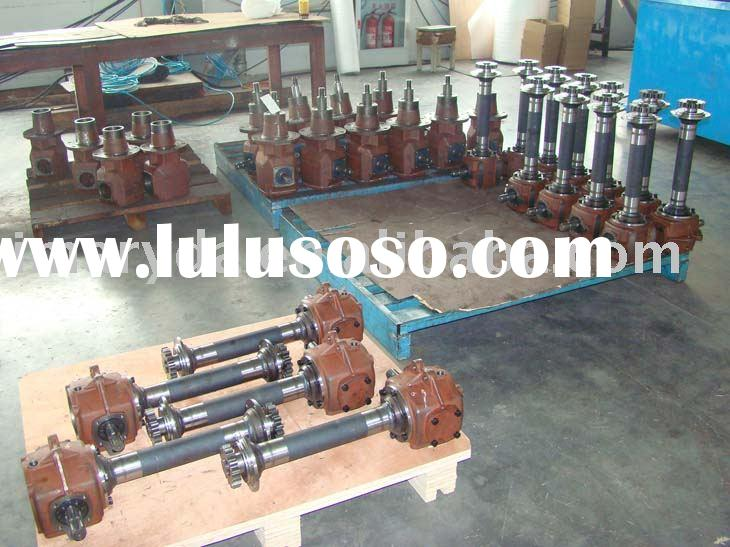 Long Axis Rotary Cultivator Gearbox