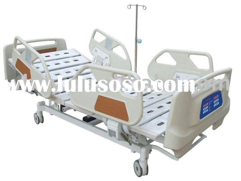 Luxurious Hospital Electric Bed with Five Functions
