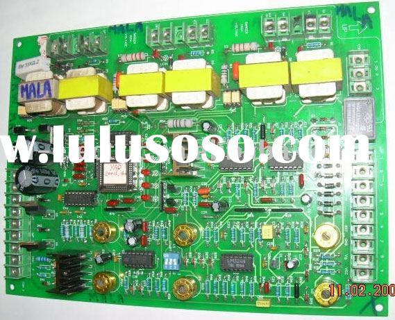 Main Electric Control Board for Induction Furnace