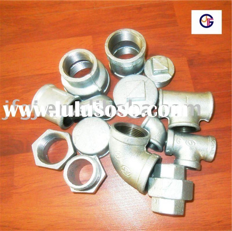 Malleable Cast Iron Galvanized Pipe Fitting