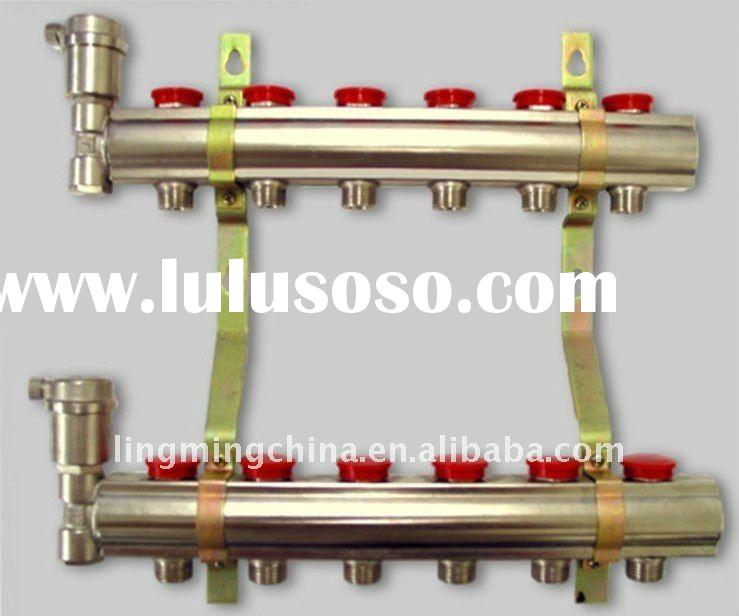 Manifold for Radiant Heating , underfloor heating system