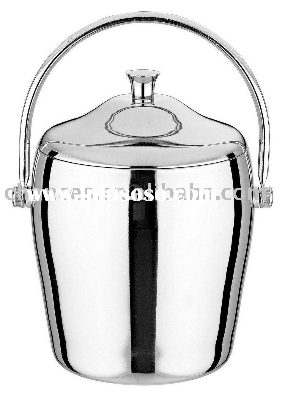 Metal Wine Buckets with Handle