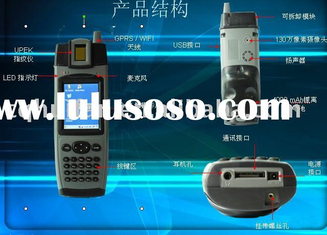 Mobile Fingerprint/Rfid Card Time Attendance HF-FH01