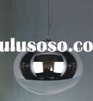Modern Lighting/Mirror Ball Pendant Light/Tom Dixon Silver Shade Pendant Lamp,Modern Glass Pendant L