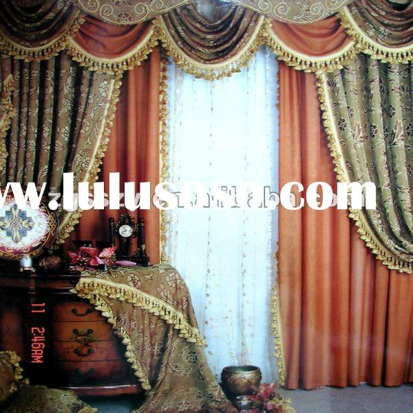 Motorized Curtain/Electric Curtain/remote control motorized curtains